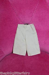 Family midge pregnant DOLL husband ALAN khaki color bermuda shorts