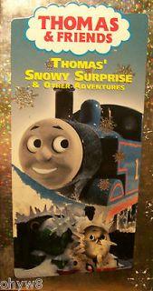 THOMAS THE TANK ENGINE & FRIENDS THOMAS SNOWY SURPRISE CHRISTMAS
