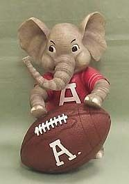 UNIVERSITY OF ALABAMA CRIMSON TIDE FOOTBALL AL FIGURINE
