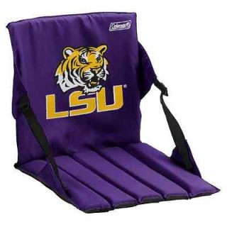 Coleman LSU Tigers Purple Stadium Seat Cushion