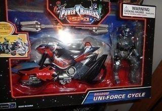 power rangers spd shadow in Toys & Hobbies