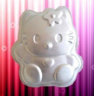 1PCS hello Kitty Metal aluminum Cake tools/mold pan tins Bakeware