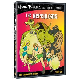 Hanna Barbera Classic Collection DVD The Herculoids Complete Series 2