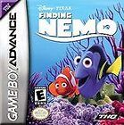 Finding Nemo Nintendo Game Boy Advance, 2003