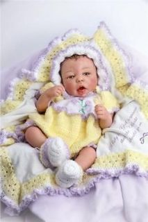 Ashton Drake Heavens Bundle So Truly Real Baby Girl Doll NIB