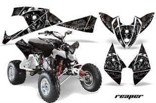 AMR RACING STICKER DECAL QUAD ATV GRAPHIC KIT POLARIS 450/525 OUTLAW