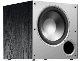 NEW Polk Audio PSW10 10 inch Monitor Series Powered Subwoofer Home
