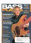 Bass Player April 2006   Aerosmith   Stevie Wonder   The Beatles