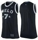 Nike Jordan MELO Carmelo Anthony Mens Jersey Size 2XL