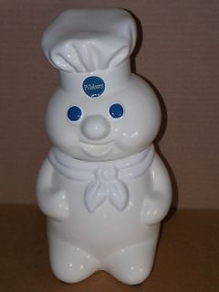 Vintage 1988 Pillsbury Doughboy Cookie Jar by Benjamin & Medwin Inc NY