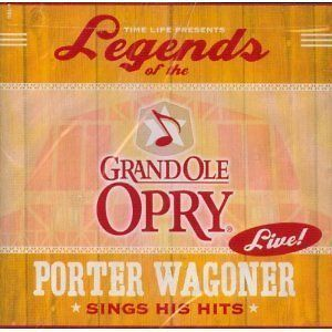 Porter Wagoner ~ LIVE! Grand Ole Opry 1963 1967 SEALED (Audio CD)