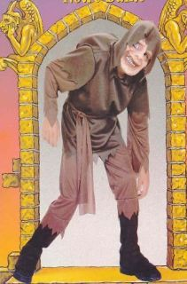 Hunchback Quasimodo Medieval Peasant Childs Costume 4/6