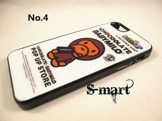 Bathing Ape Bape Camouflage iPhone 5 5S Fitted Cover Hard Case