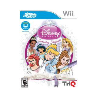 uDraw Disney Princess Enchanted Storybooks (Wii, 2011) ++ BRAND NEW