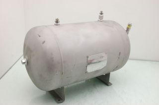 Silvan Industries 131 605 15 Gallon, 200 PSI Compressed Air Tank