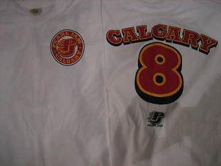 PEARL JAM 2009 CALGARY FLAMES NHL XL SPORT SHIRT