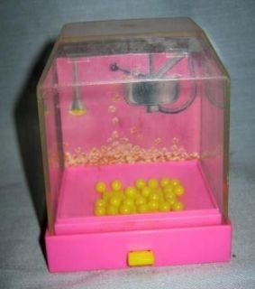 Popcorn Machine Mattel 1987 Arco Miniature Furniture Dollhouse Poping