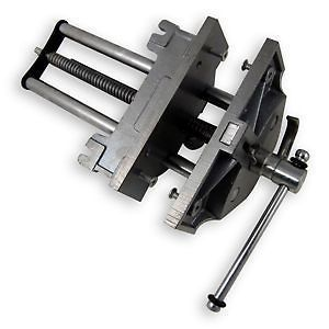 NEW LARGE WOOD WORKING BENCH VICE WITH QUICK RELEASE