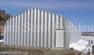 25x30x12 Metal Building Kits DiRECT DIY Garage Workshop Storage Shed