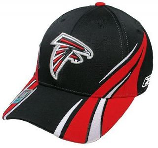 NFL Atlanta Falcons Players Sideline Flex Fit Curved Bill Hat 7 1/4