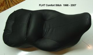Harley FLHT Replacement Seat Cover /Comfort Stitch