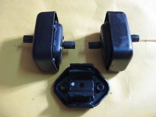 Suzuki Samurai Left + Right Motor Engine Mount Mounts 86 95 NEW Free