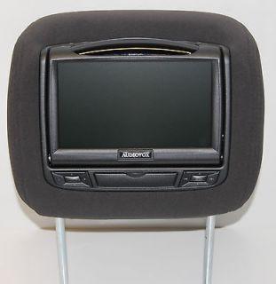 audiovox dvd headrest