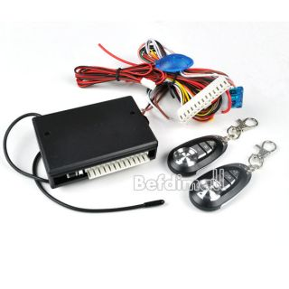 Locking Keyless Entry System Controllers Car Remote Central Lock