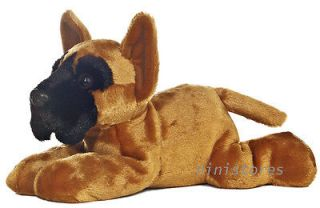 New AURORA FLOPSIE Soft Plush Toy GREAT DANE Puppy Dog ★