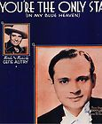 1938   Gene Autry, Enoch Light   Youre the Only Star