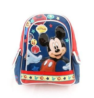 DISNEY MICKEY MOUSE MINI BACKPACK FOR KIDS