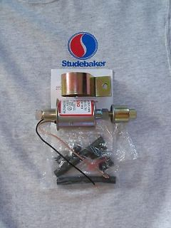 Studebaker 12 Volt Electric Fuel Pump Avanti Hawk Lark