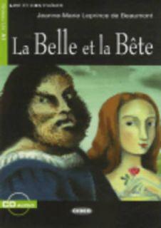 La Belle ET LA Bete   Book & CD (Mixed Media)