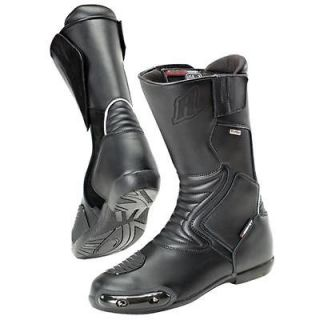 Joe Rocket Sonic R Motorcycle Boot Black Size 11 Mens Waterproof