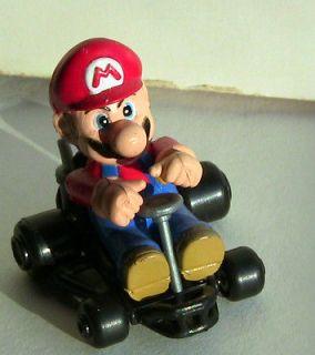 Super Mario Kart Vintage Figure Toy Nintendo SNES NES N64 Japan Import