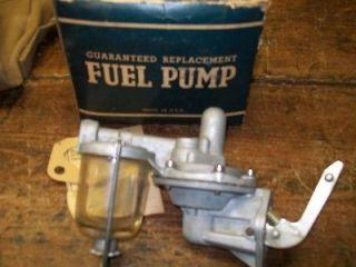 Vintage Gas Pump Ford 6 Cyl.1948 50 Unused