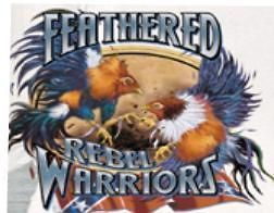 Cockfighting feathered rebel warriors.T Shirt !