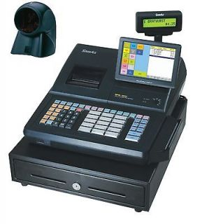 Store Special SPS 520 RT 7 Touch Screen Cash Register with Scanner