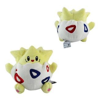 Cute  Pokemon Togepi 20cm Soft Plush Stuffed Doll Toy #175