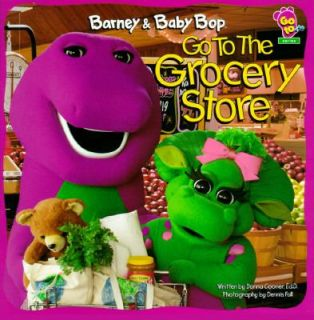 Barney and Baby Bop Go to the Grocery Store (Go To(