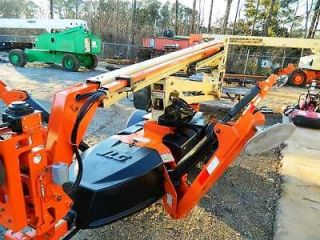 JLG T 350 Electric Trailer Mounted Boom Lift    EXCELLENT Condition