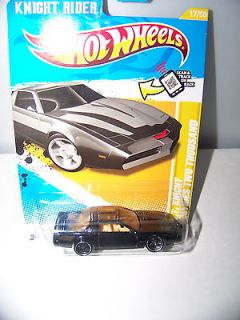 2012 New Model K.I.T.T Knight Rider ERROR  Battle Damaged Wheel