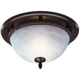 754RB 70 CFM Oil Rubbed Bronze Decorative Light & Bathroom Exhaust Fan