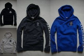 Abercrombie & Fitch Mens Meacham Lake Hoodies  Sizes: S, M, L, XL