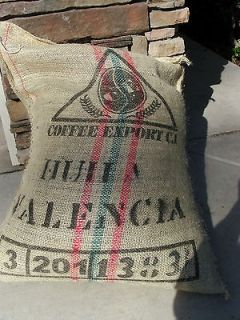 Pounds Green Coffee Beans Colombia Huila Valencia Arrived 1/30/13