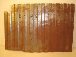 Chevy and GMC Pickup Truck Bed Floor Right 1973 87