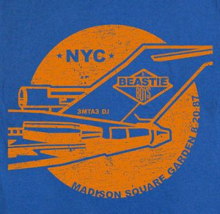 Beastie Boys T SHIRT vintage design License to Ill dj rock Brooklyn