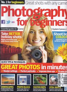 PHOTOGRAPHY FOR BEGINNERS MAGAZINE Better holiday shots Bold colors