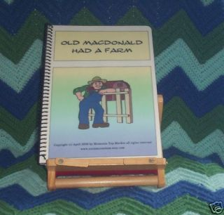 OLD MACDONALD HAD A FARM DIGITAL PECS AUTISM BOOK