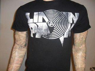LINKIN PARK TSHIRT Fred Durst Rap Metal Concert Tour Black MEDIUM Free